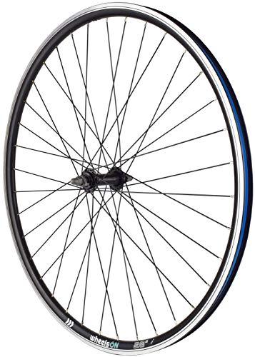 wheelsON 700c Front Wheel Mountain Bike/Hybrid 36H Black