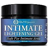 Vital Organics Intimate Lightening Serum/Cream For Sensitive Skin Of Underarms And Bikini Area