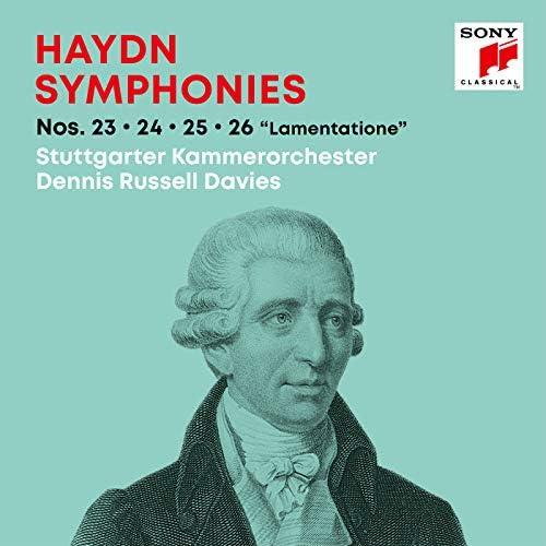 Dennis Russell Davies & Stuttgarter Kammerorchester