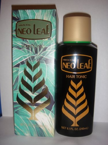 Milbon Tonic Neo Leaf Hair Tonic 8.1oz