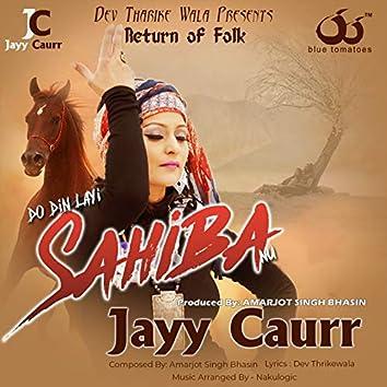 Sahiba (Return of Folk)