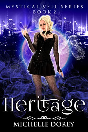 Heritage by Dorey, Michelle ebook deal