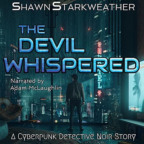 The Devil Whispered cover art