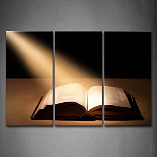 The Holy Bible Wall Art Painting The Picture Print On Canvas Religion Pictures For Home Decor Decoration Gift