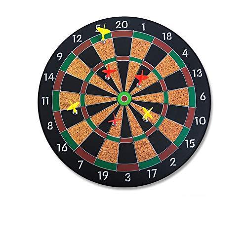 LIM Soft Tip Safety Dart Board Target Spiele für Kinder, Sport für Büro Set, Unisex
