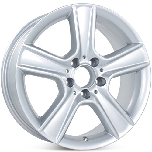 New 17' x 7.5' Alloy Replacement Front Wheel for Mercedes C300 C350 2010 2011 Rim 85099
