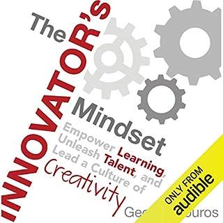The Innovator's Mindset audiobook cover art