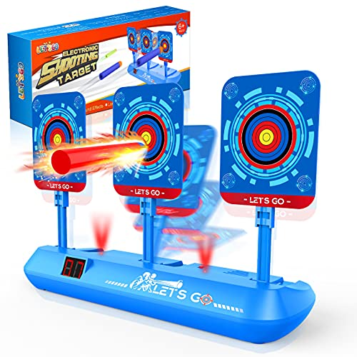 Lancooz Toys for 4-13 Year Old Boy, Nerf Target Funny Gifts for 5-10...