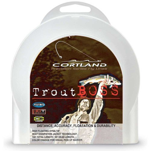 Cortland Precision Trout Boss Fly Line...