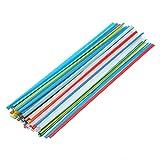50pcs 5Color Plastic Welding Rods for Welder Sticks (Colorful)