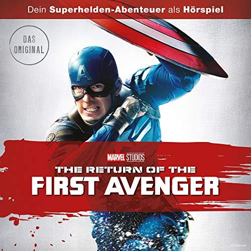 The Return of the First Avenger (Dein Marvel Superhelden-Abenteuer)