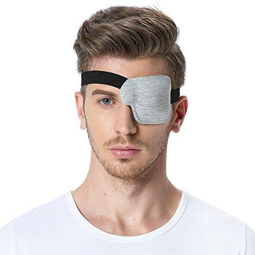 FCAROLYN - Parche 3D para los ojos para tratamiento de ojos cansados, estrabismo y ambliopía