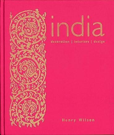 India: Decoration - Interiors - Design (E)