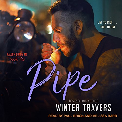 Pipe audiobook cover art