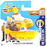 Hot Wheels The Beatles Yellow Submarine HW Screen Time 5/5 2016 (225/250) Short Card