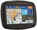 Garmin 7.53759E+11 Sistema de navegacion GPS Zūmo 345LM 4.3 Pulgadas con Mapa de Europa 22 países y actualización Gratis, Pantalla 4,3'