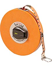 FREEMANS Top Line Metal Wired Measuring Tape