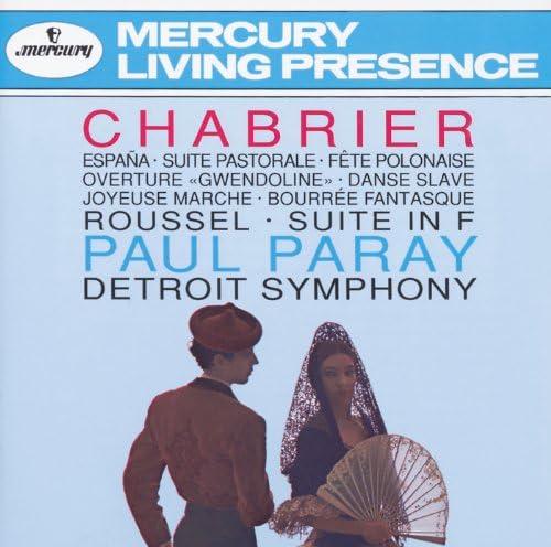 Detroit Symphony Orchestra & Paul Paray