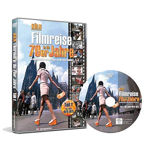 Köln: Filmreise in die 70er Jahre, 1 DVD