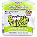 90-Count Boogie Unscented Wet Wipes for Baby and Kids