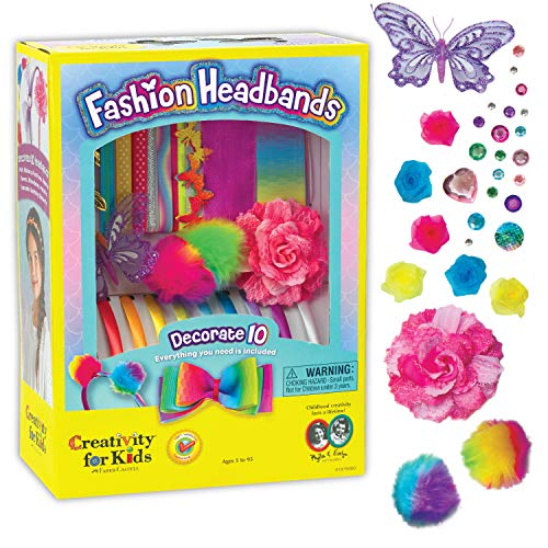 Creativity for Kids Fashion Headbands...