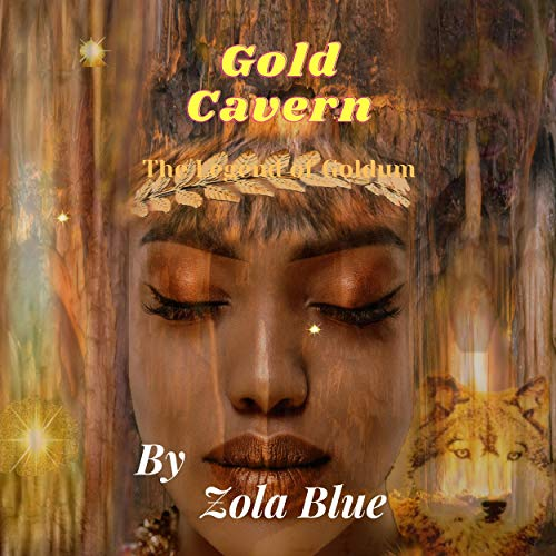 Gold Cavern Audiobook By Zola Blue cover art
