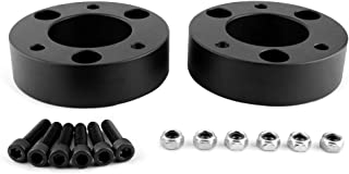 Acouto 2.5inch Front Leveling Spacers Lift Kit for Ford F150 2004-2019 Aluminum Alloy