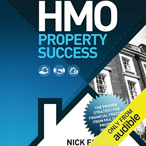 HMO Property Success audiobook cover art