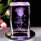 crystal roses