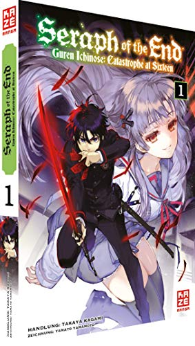 Seraph of the End - Guren Ichinose: Catastrophe at Sixteen - Band 01