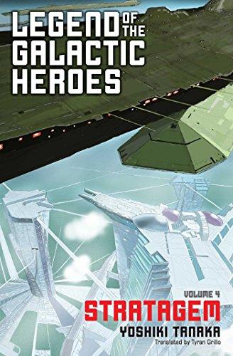 Legend of the Galactic Heroes Volume 4