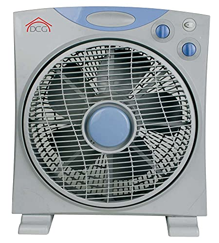 DCG CRB1210 Ventilatore Orizzontale Diametro 40 cm