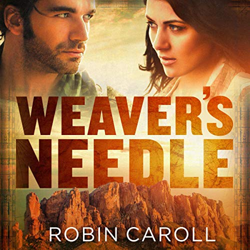 Weaver's Needle  By  cover art