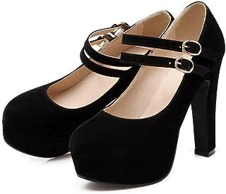 check out fe7b2 dcd8b Suchergebnis auf Amazon.de für: 34 - Pumps / Damen: Schuhe ...