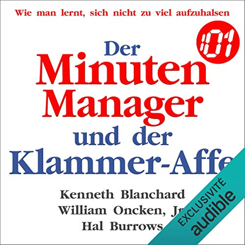 Der Minuten Manager und der Klammer-Affe Titelbild