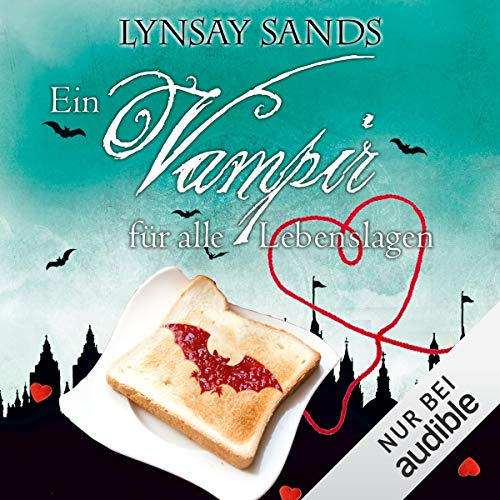 Ein Vampir für alle Lebenslagen audiobook cover art