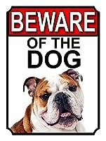 Beware of the Dog ティンサイン ポスター ン サイン プレート ブリキ看板 ホーム バーために