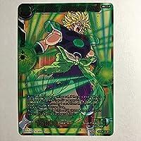 icカードダス ブロリー ドラゴンボール 超 スーパー 海外版 ノーマルレア dragon ball super card game EX04-02R