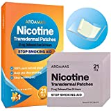 Best Clear Nicotine Patches - Aroamas Nicotine Patches to Quit Smoking - Step Review