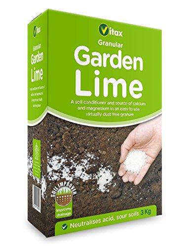 Vitax Granular Garden Lime 3kg
