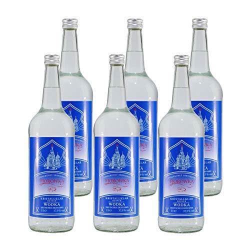 Fjorowka Wodka (6 x 1,0L)