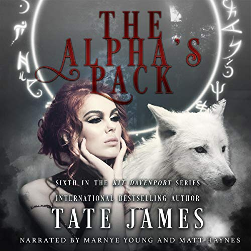 The Alpha's Pack audiobook cover art