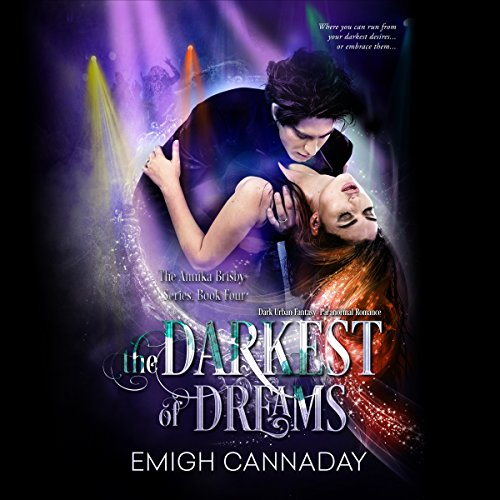 The Darkest of Dreams audiobook cover art