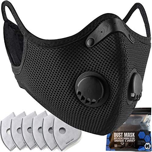 BASE CAMP M Plus Dust Face Mask