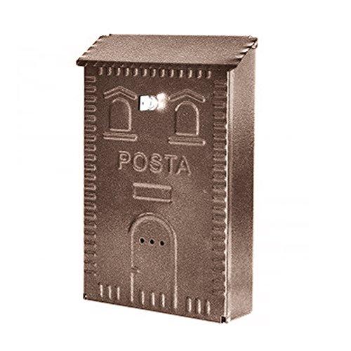 Briefkasten Stehsammler. Schmiedeeisen.