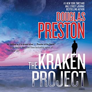 The Kraken Project audiobook cover art