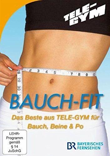 Bauch-Fit - Das Beste aus TELE-GYM für Bauch, Beine & Po