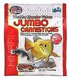 Hikari Tropical Jumbo Carnisticks Fish Food, 17.6 oz (500g)