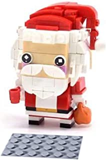 Moseason Christmas Building Bricks ,Holiday Building...