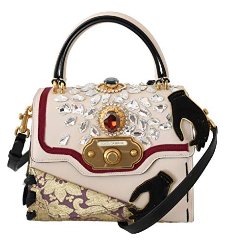 100% Authentic Dolce & Gabbana 70% Leather Exclusive - Amazing Craftsmanship Made in Italy